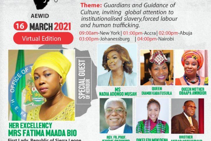 www.aamn_.africa_Mrs.Maada-BioNadia-Adongo-SHEROESCultural-QueensLeads-the-Discuss-at-AEWID